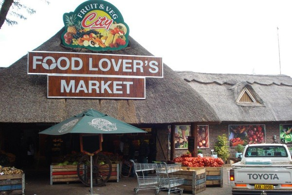 Food Lovers Market & Arch Into Africa