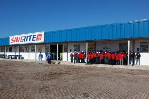 New Saverite Opens in Mozambique