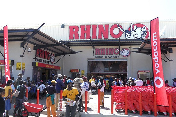 Another Rhino is born