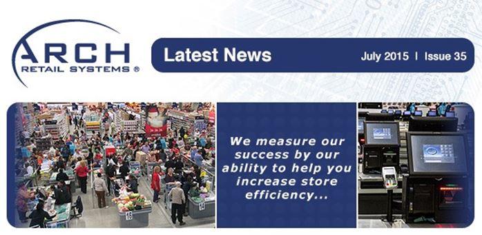 arch july newsletter header